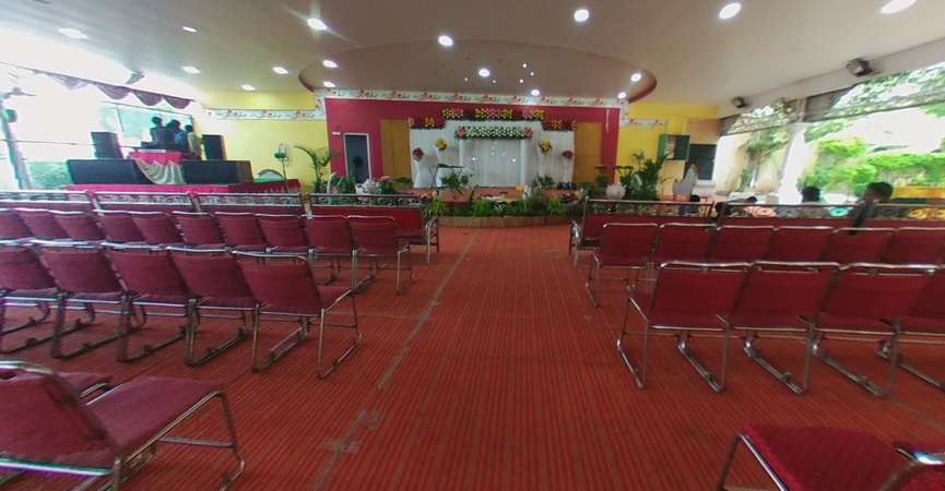 Devi Gardens Malkajgiri Hyderabad - Wedding Lawn