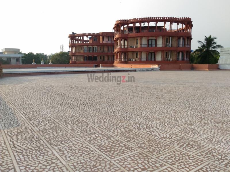 Iskcon Juhu Mumbai Banquet Hall Wedding Lawn