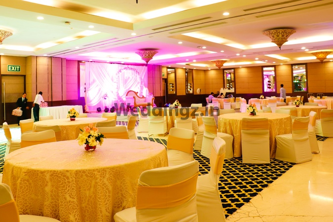 Fortune Select Global Sector 26 Gurugram - Banquet Hall