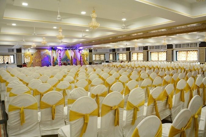 Kanti Visariya Hall Thane West Mumbai - Banquet Hall