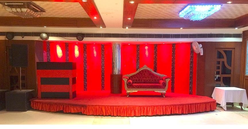 Basant Continental Basti Bawa Khel Jalandhar - Banquet Hall