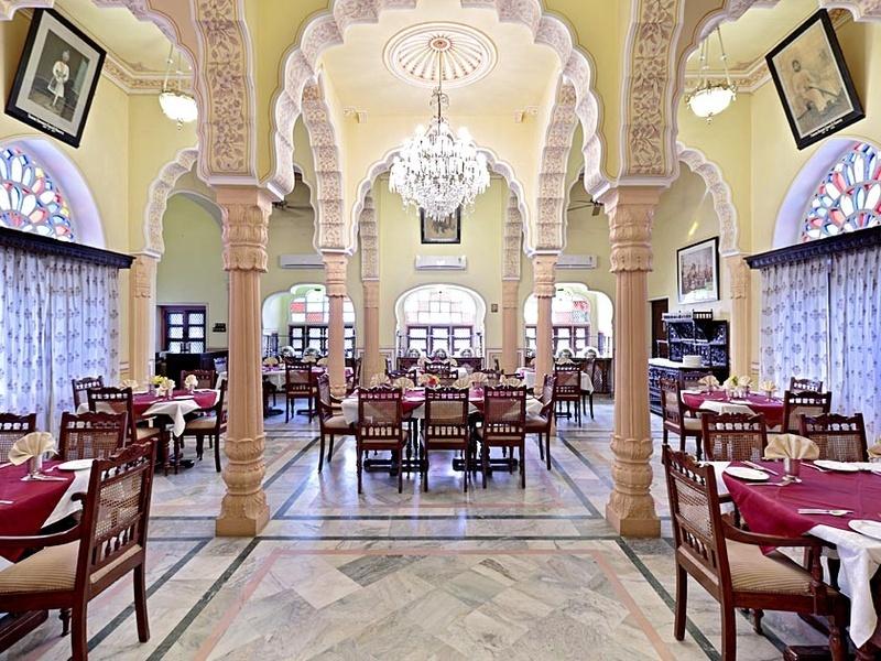 Chomu Palace, Chomu, Jaipur