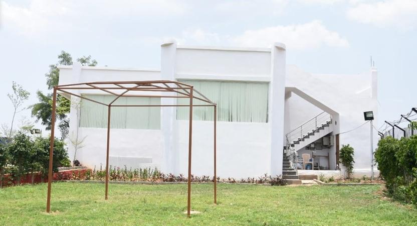 Blue Moon Farm House Chevella Hyderabad - Wedding Lawn