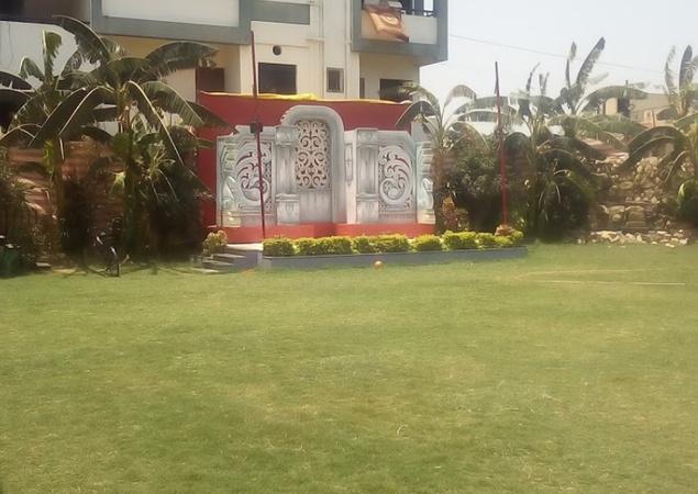 Sahyadri Lawn Besa Nagpur - Wedding Lawn