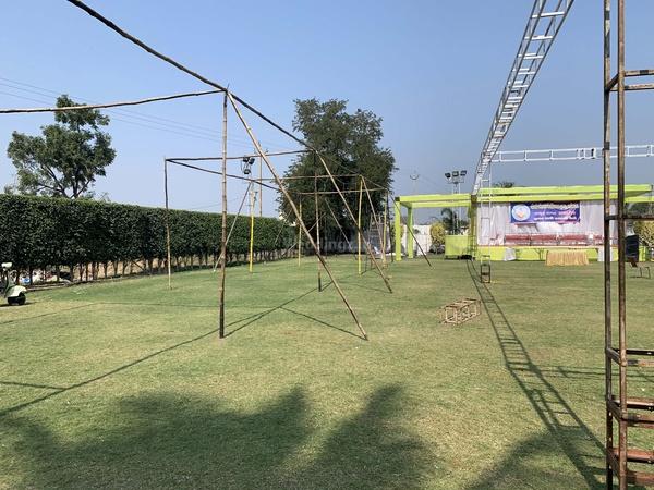 a photo of Rudraksha Lawn