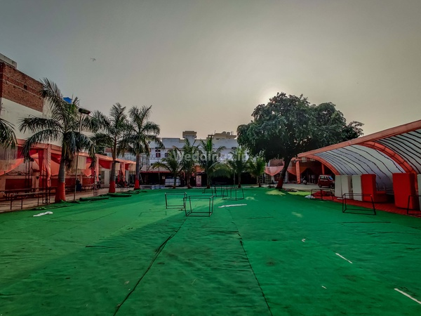 Jalsa Lawns Kanpur Road Lucknow - Wedding Lawn