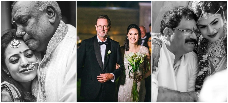 Revisiting 10 Beautiful Father-daughter Moments from Real Weddings this Father's Day