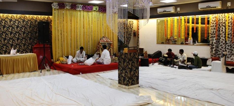 Abhinandan Hall Andheri West Mumbai - Banquet Hall