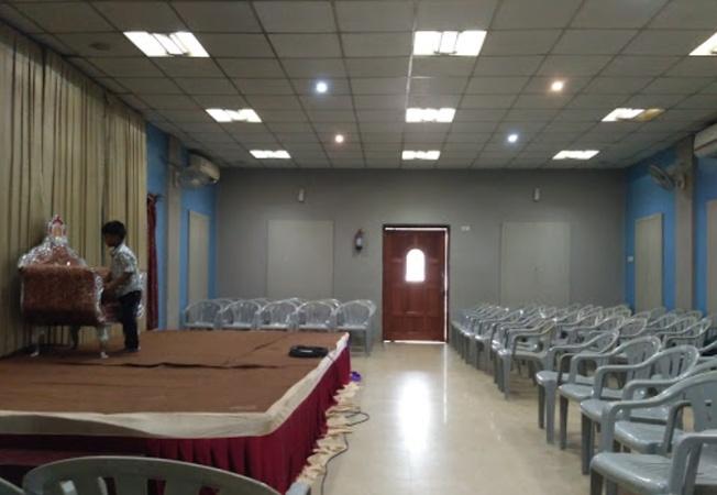 Sri Pon Balaa Mini Hall Medavakkam Chennai - Banquet Hall
