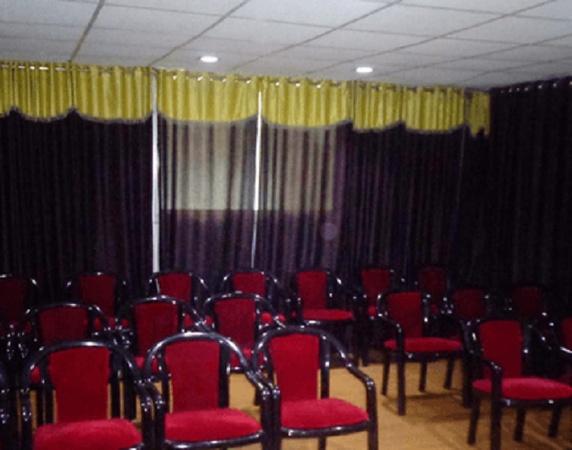 Hotel Relax Inn Anandpuri Patna - Banquet Hall