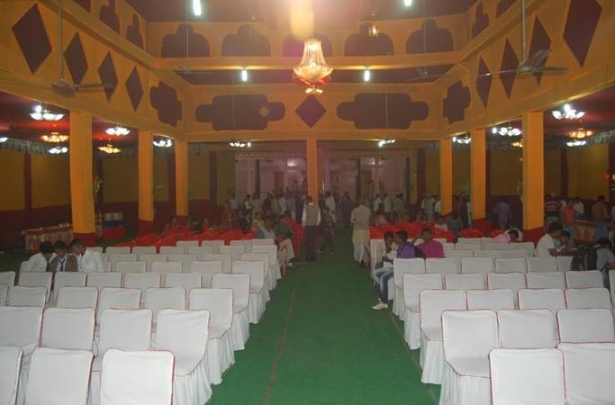 Ram Pratap Garden Kankarbagh Patna - Banquet Hall