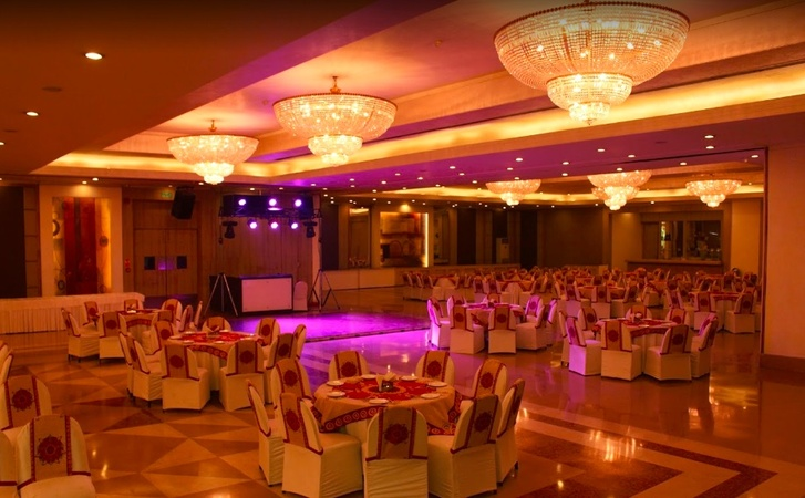 Prithvi S Planet Model Town Jalandhar Banquet Hall Weddingz In