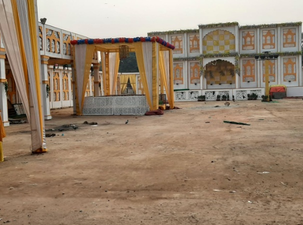 Aggarwal Tent House 2 Tri Nagar Delhi - Wedding Lawn
