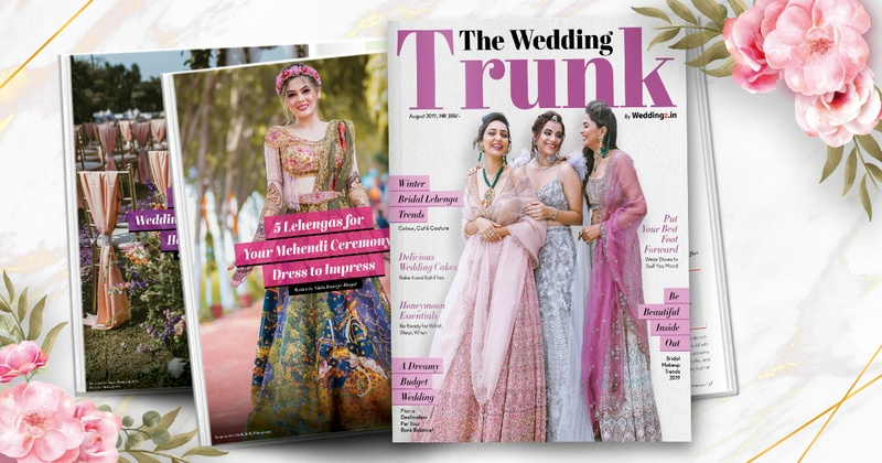 Launching Today: 1st Edition of The Wedding Trunk by Weddingz.in