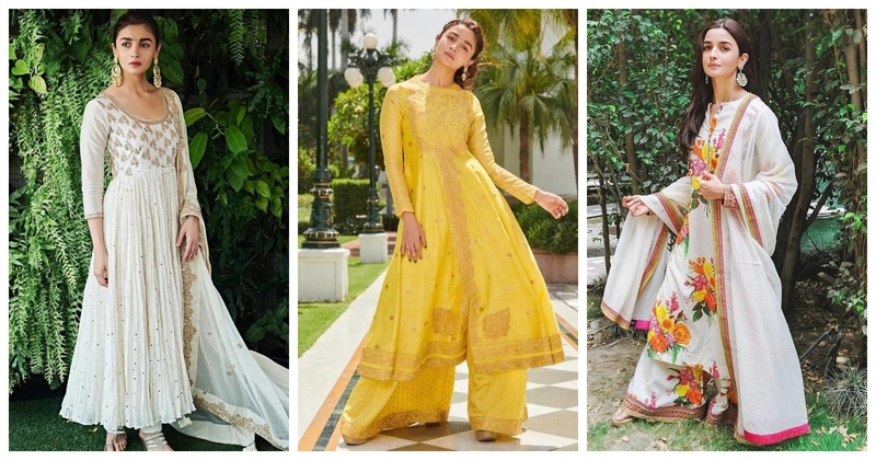 5 Gorgeous Alia Bhatt Outfits for Millennial Bridesmaids