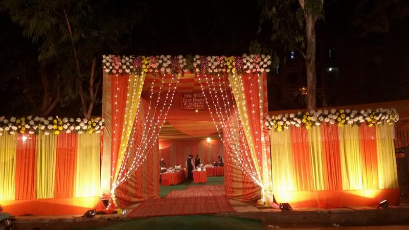 Bedi Tent & Light House | Delhi | Decorators