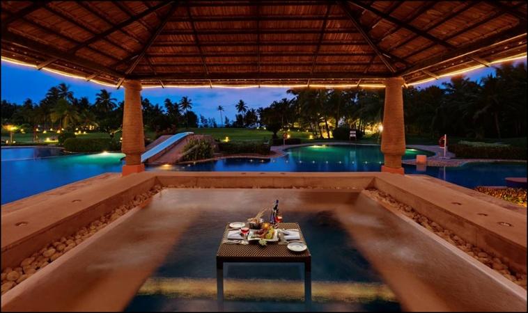 Kenilworth Resort & Spa Goa Majorda Goa - Banquet Hall