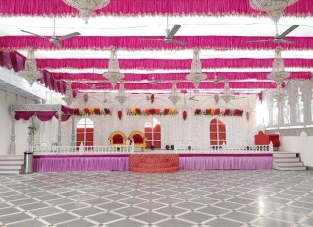 Suman Vatika Alambagh Lucknow - Banquet Hall
