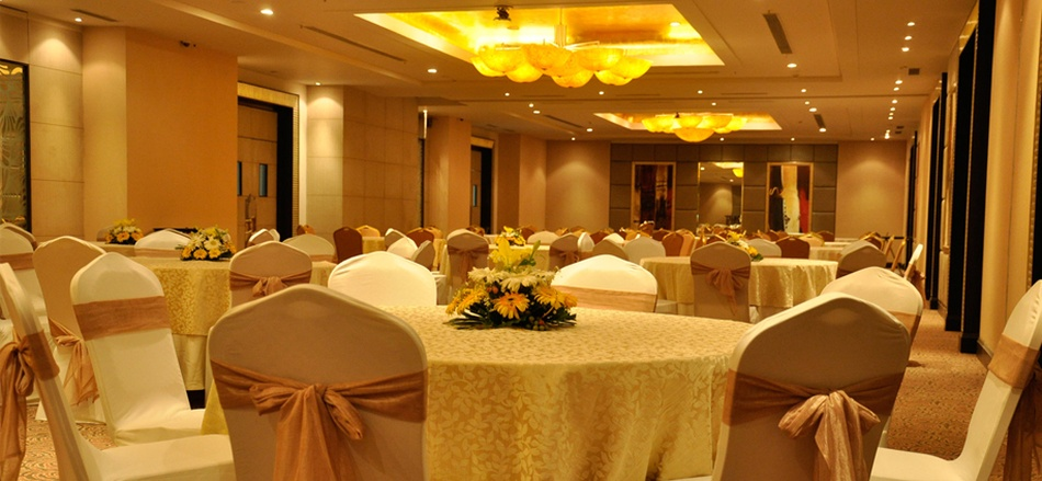 James Hotel Sector 16 Chandigarh - Banquet Hall