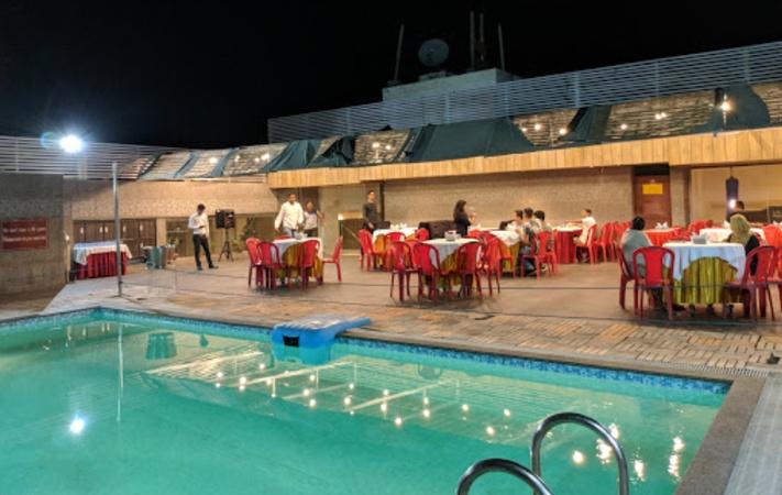 G Hotel Kamla Nagar Agra - Wedding Hotel