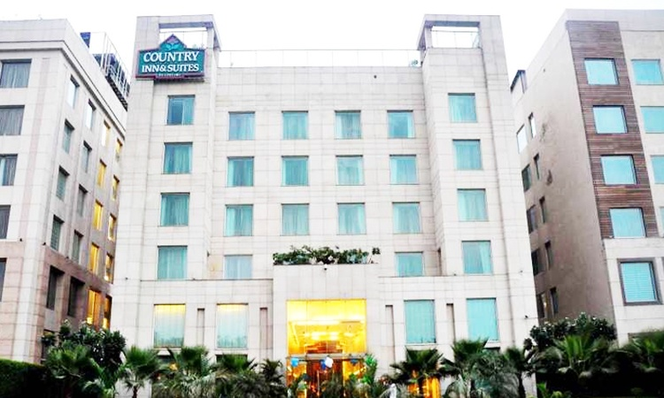 Country Inn & Suites by Carlson Sector 29 Gurugram - Banquet Hall