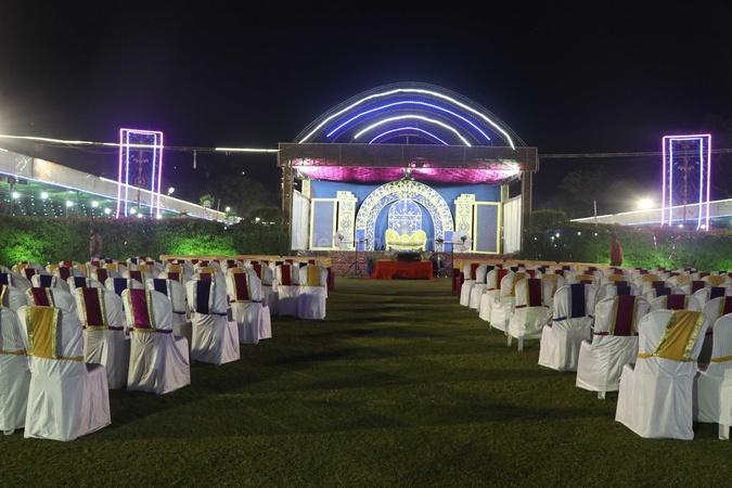 Manas Udhyaan Lalghati Bhopal - Wedding Lawn