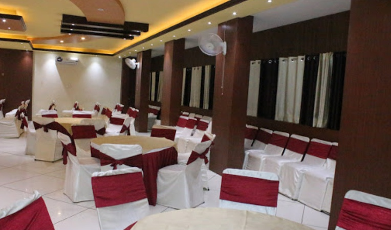 Hotel Galaxy Inn Sikar Road Jaipur - Banquet Hall