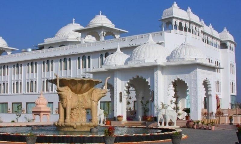 The Lalit Laxmi Villas Palace, Fatehpura, Udaipur