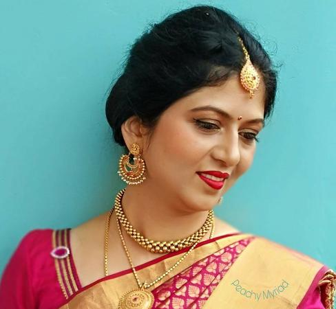 Peachy Myriad by NV | Bangalore | Makeup Artists