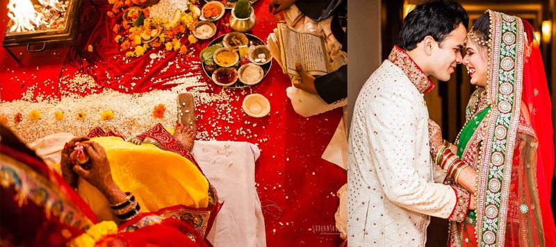 Nikhil & Aparna Mumbai : Colorful Wedding Ceremony with Loads of Tradition and Style