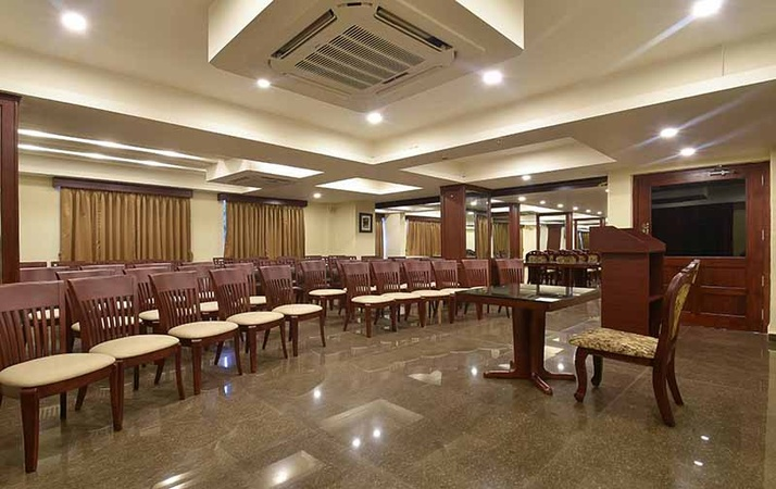 Seasons Hotel And Spa Margao Goa - Banquet Hall