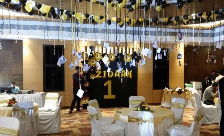 Spice Villa Restaurant Piplod Surat - Banquet Hall