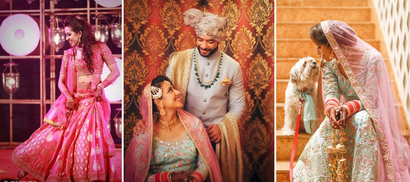 Prateek & Damini Goa : This Planet Hollywood Goa wedding's bride planned her own wedding with the coolest decor ideas!
