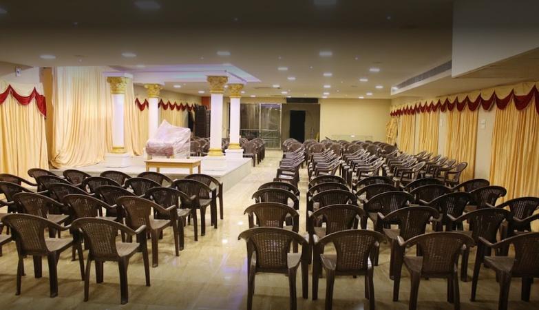 SLN AC Hall Vadapalani Chennai - Banquet Hall
