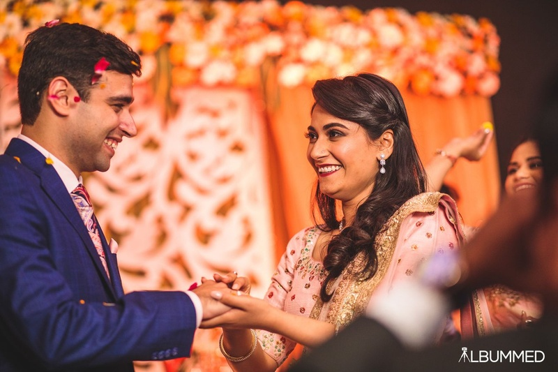 536eb992ee Blissful Hindu Wedding With Gorgeous Wedding Outfits Held In Gurgaon ...