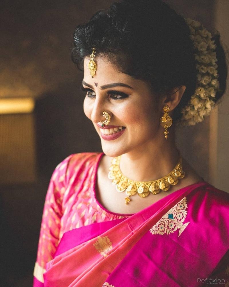 Wedding Hairstyle Maharashtrian: Maharashtrian Bridal Look 2016