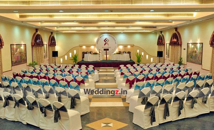 Hotel Shree Ram International Ratanada Jodhpur - Banquet Hall