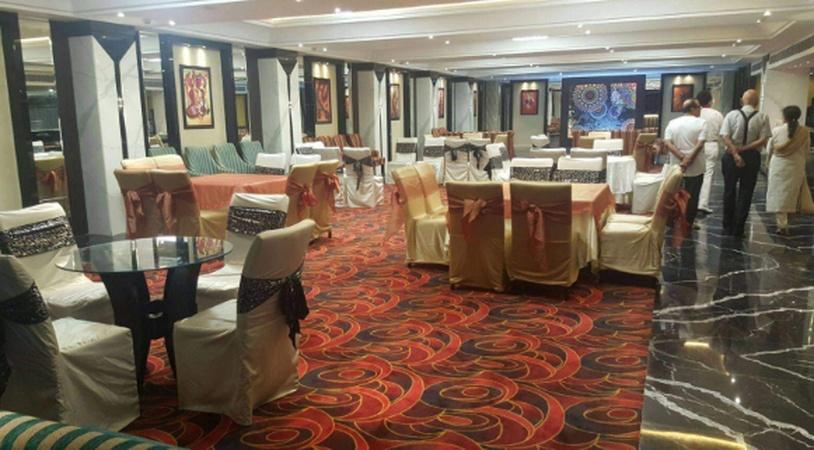 Terminal Five Ferozepur Road Ludhiana - Banquet Hall