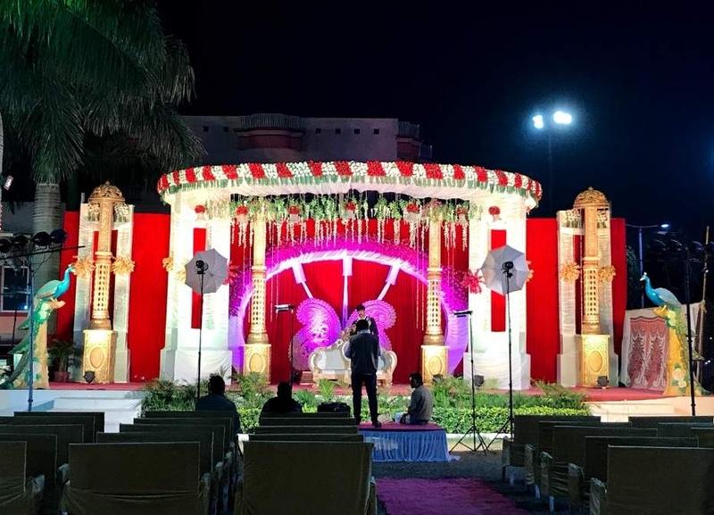 Rajwadi Junction Banquets, Nanakheda, Ujjain