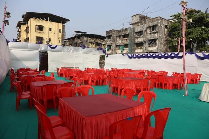 Shams Wedding Ground Mira Road Mumbai - Wedding Lawn