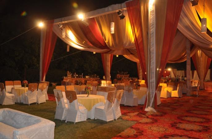 Pallavi Banquet Hall Panchkula Chandigarh - Banquet Hall