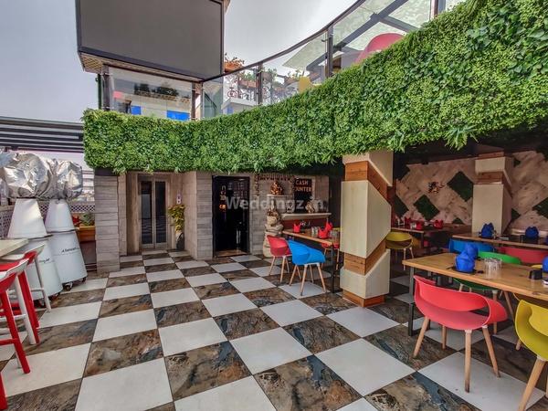 Open Air Restaurant Gomti Nagar Lucknow - Banquet Hall