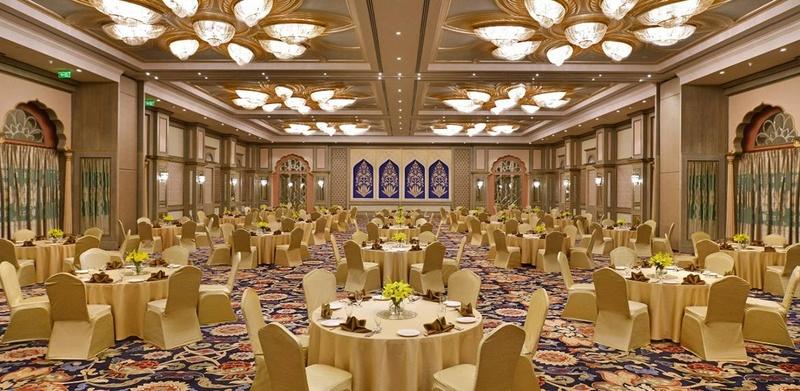 Top Luxury Wedding Venues in Jaipur for Hosting Royal Weddings