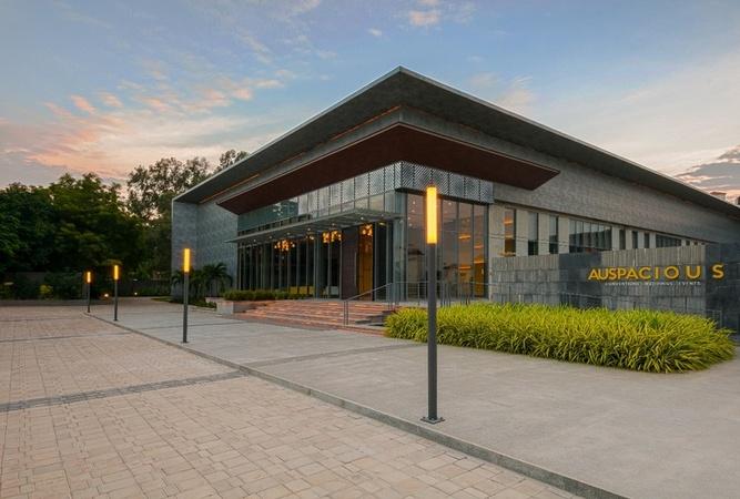 a photo of Auspacious Convention Centre
