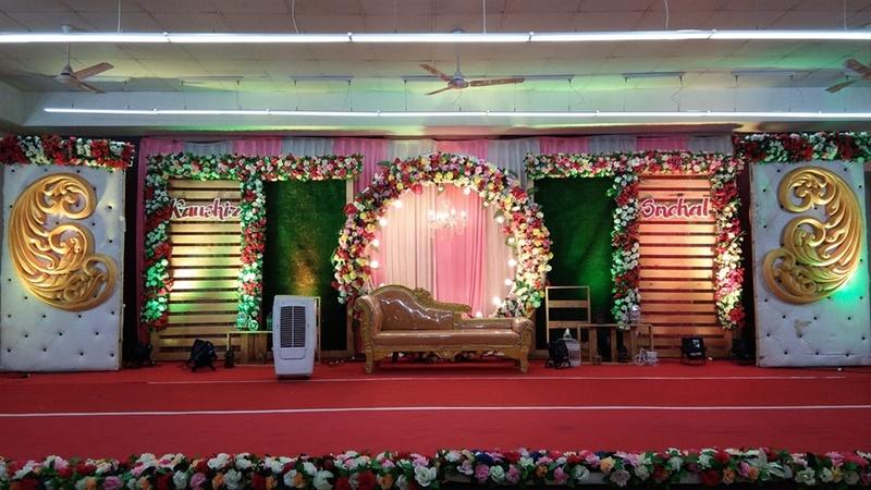 Chicalim Panchayat Hall Vasco-da-gama Goa - Banquet Hall
