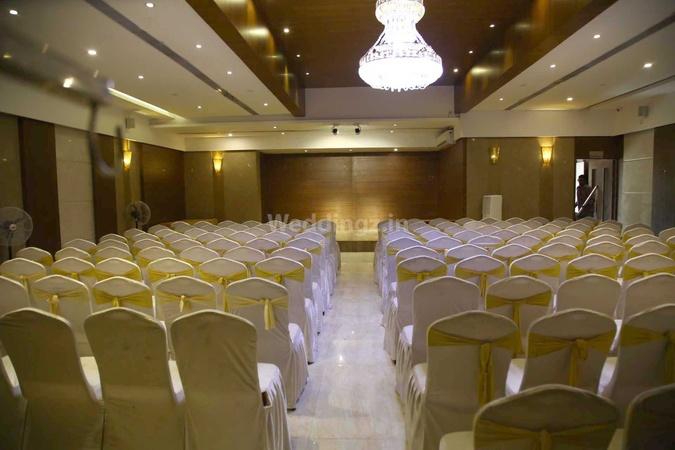 Savoury Sea Shell Restaurant and Banquet Hall Anna Nagar Chennai - Banquet Hall