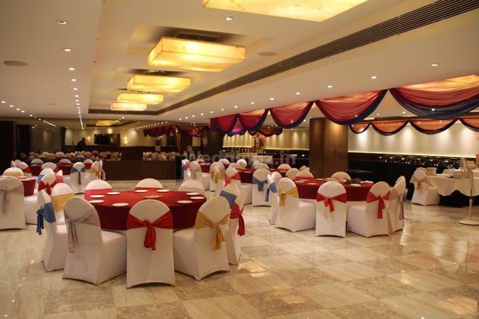 Terminal Banquets Panjim Goa - Banquet Hall
