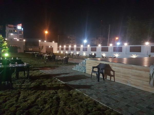 MH 31 Koradi Road Nagpur - Wedding Lawn