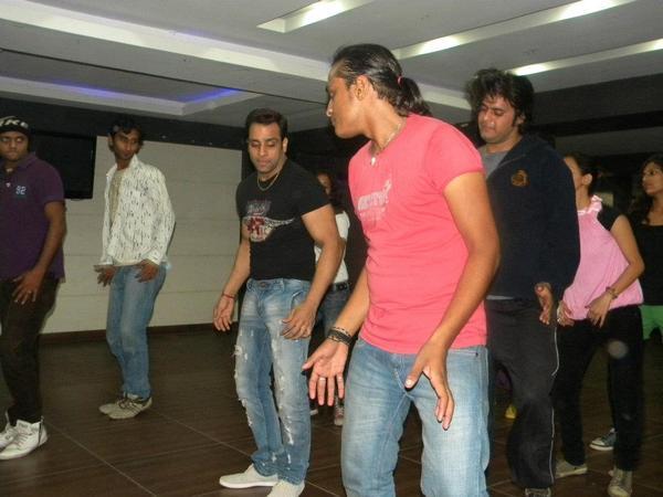 Choreographer Roxy   Jaipur   Dance