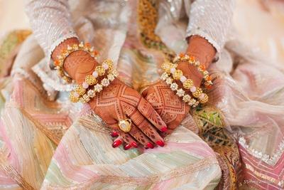 Mehendi Ceremony Jewellery